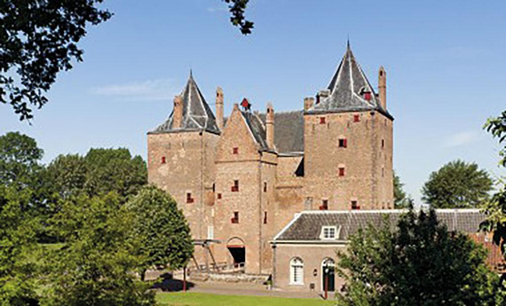 Burg Loevestein