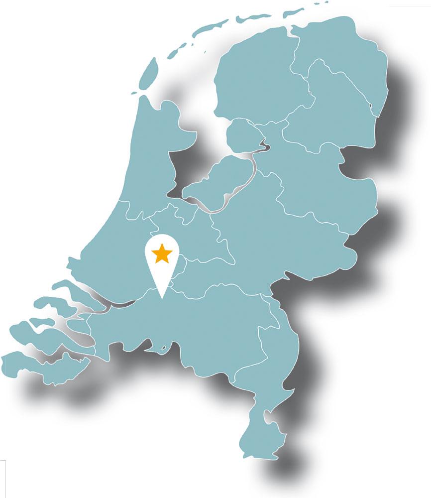 Locatie Bieschboschlinie